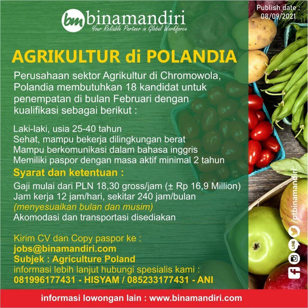 Poland - Agrikultur
